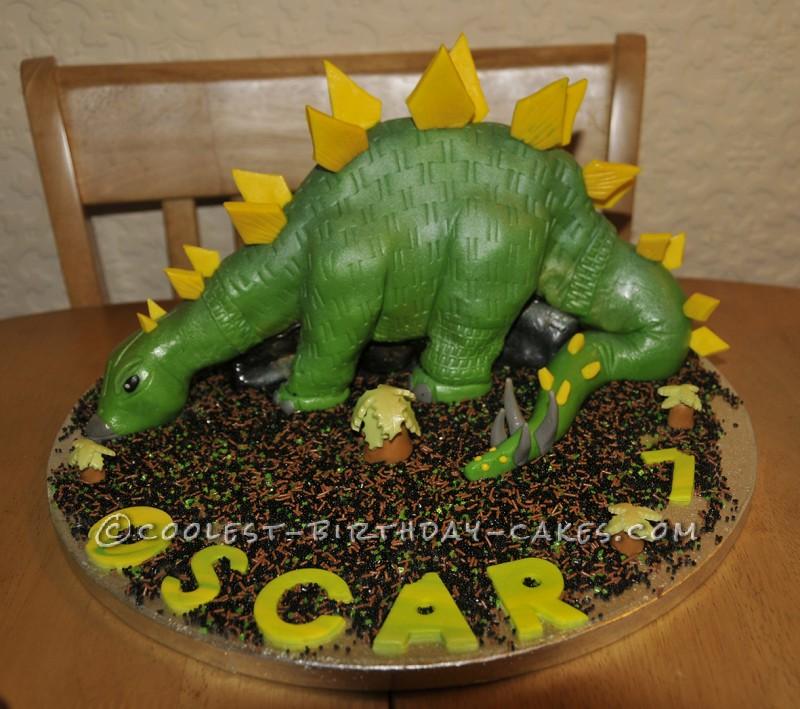 5 Dinosaur Cake Ideas Of Jurassic Proportions