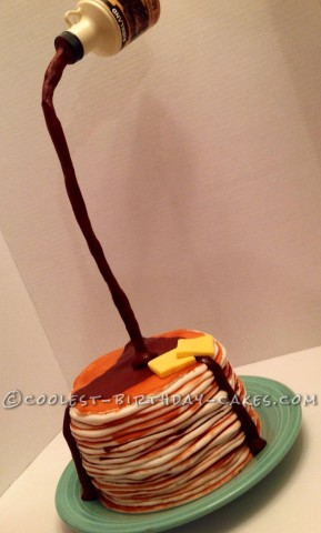 Anti-Gravity cakes