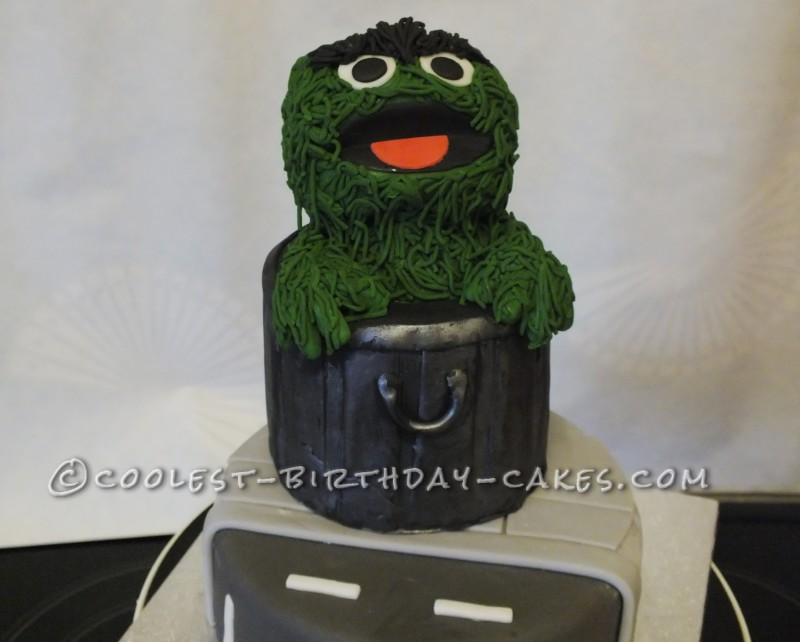 Best Oscar Birthday Cake