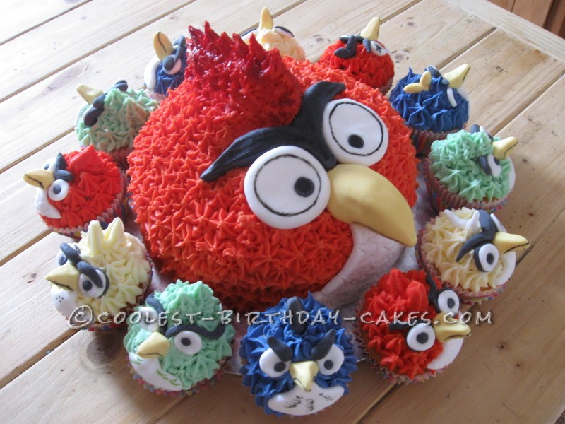 Cool Grumpy old Bird and His Side Kicks