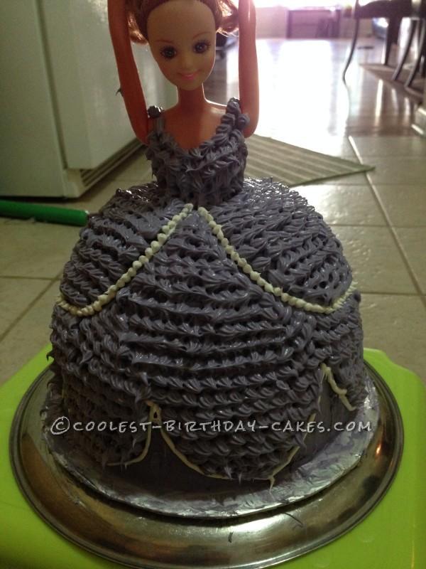 Coolest Barbie Birthday Cake