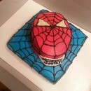 Spiderman Cakes