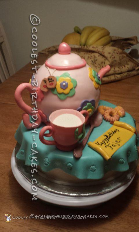 Coolest Tea Party Cake