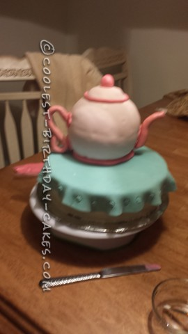 Coolest Tea Party Cake