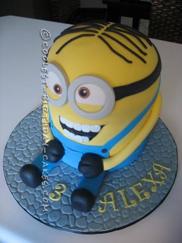 Giggling Minion