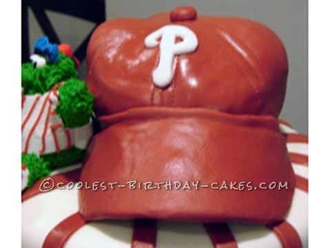 Coolest Phanatical Philly Phan's Phantastical Phantasy Cake