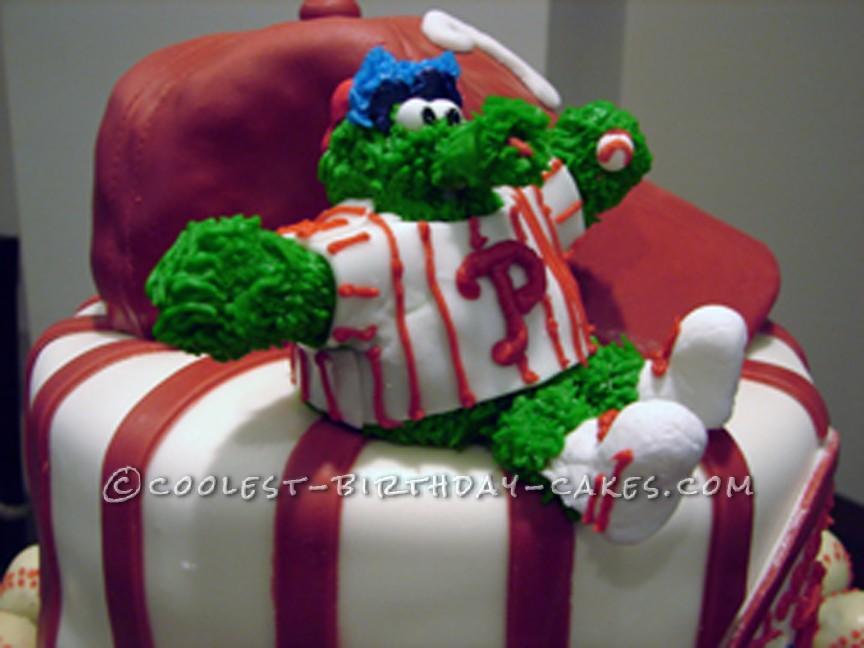 Coolest Phanatical Philly Phan's Phantastical Phantasy Cake