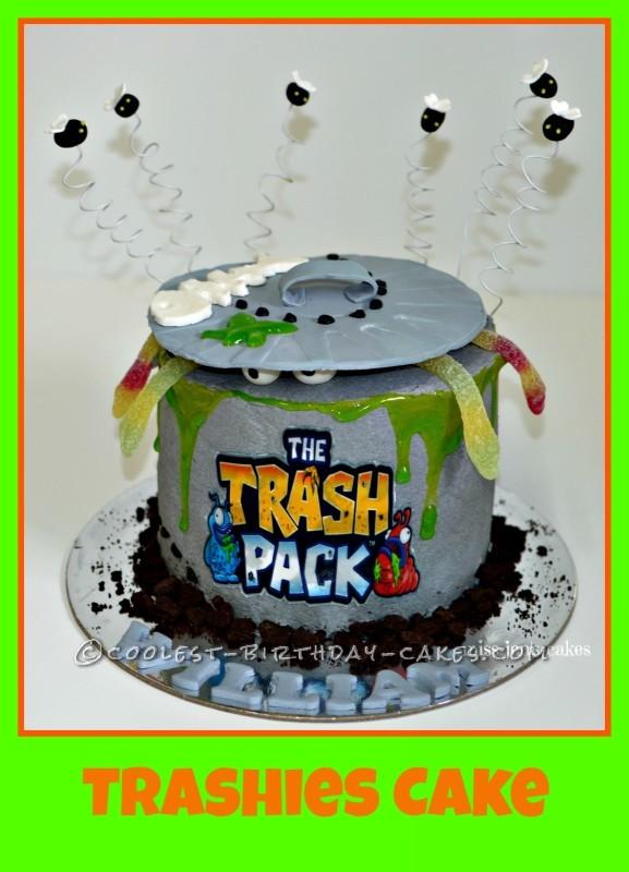 Trashies Cake