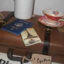 Suitcase Birthday Cake Design
