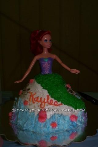 Best Barbie Fan Princess Party Cakes
