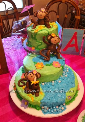 Marvelous Monkey Cake