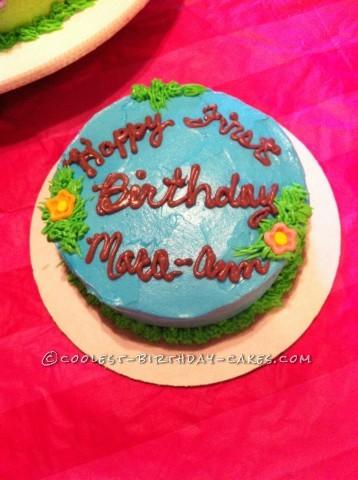 Marvelous Monkey Cake