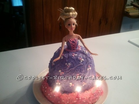 Cool Doll Cake