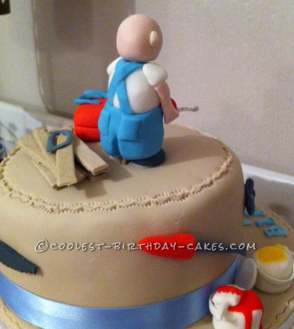 Coolest D I Y Cake