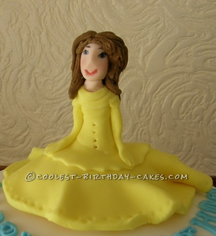 Coolest Princess Cake - Coolest Princess Cakes