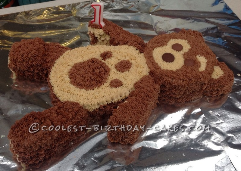 Little Charley Bear Cake