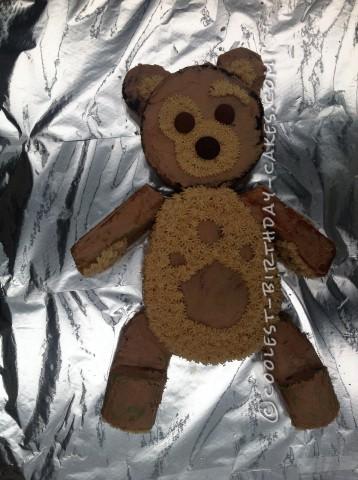 Little Charley Bear Cake