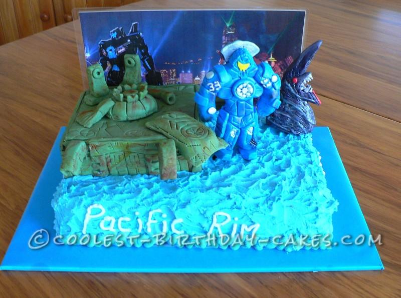 Pacific Rim Cake