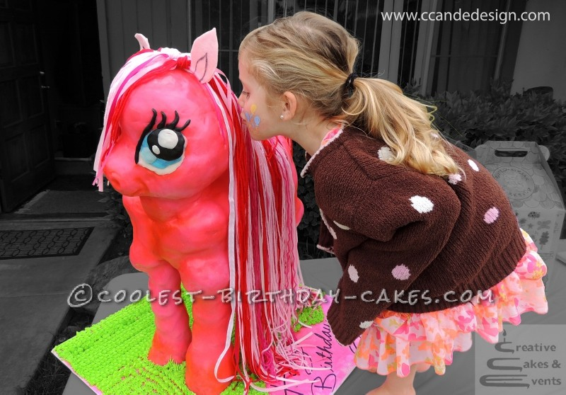 Coolest My Little Pony Cake!!!