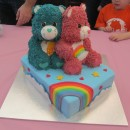 Care Bear Cake Ideas