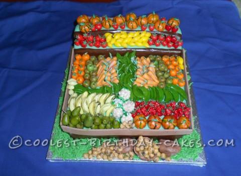 craft fair cake