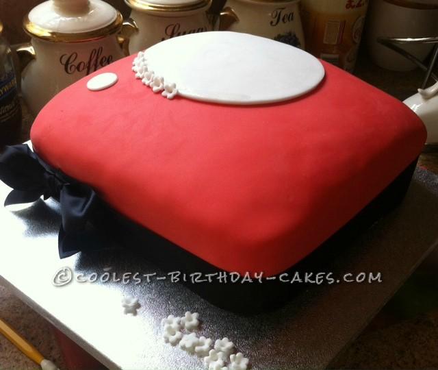 Minnie Mouse Cake Base
