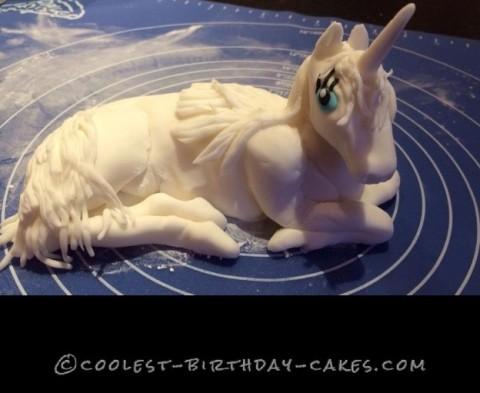 Coolest Unicorn Birthday Cake