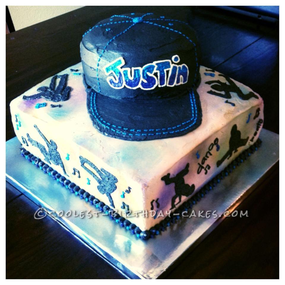 Coolest Hip Hop Birthday Cake