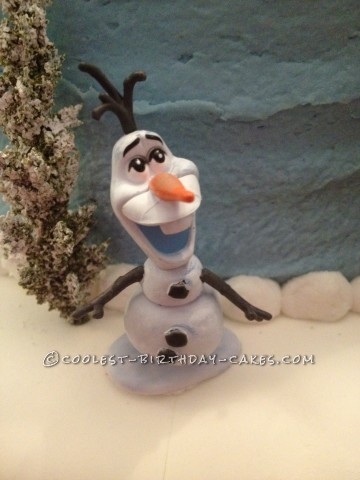 Hi, I'm Olaf, I like warm hugs