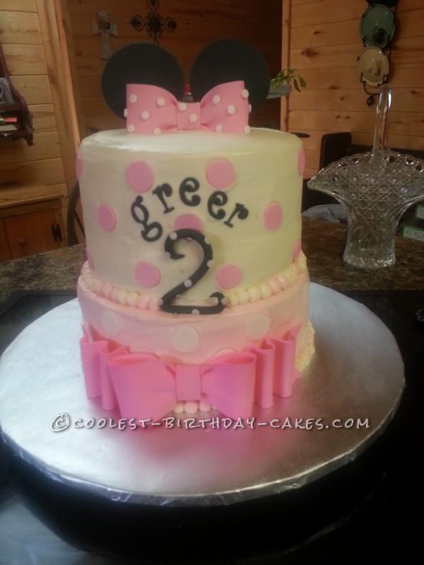 Pretty 'n Pink Cake