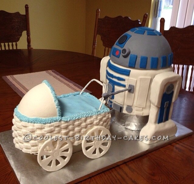 home baby bassinet stroller awesome r2d2 baby shower cake