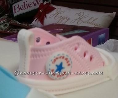 Sweet Surprise Baby Shower Cake