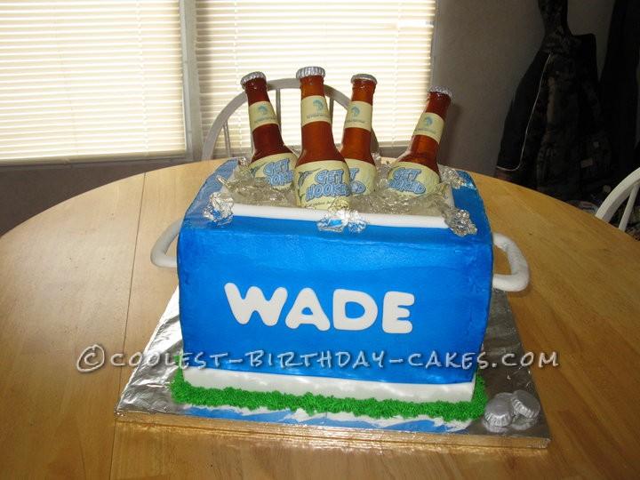 Cool Cooler Cake - 0