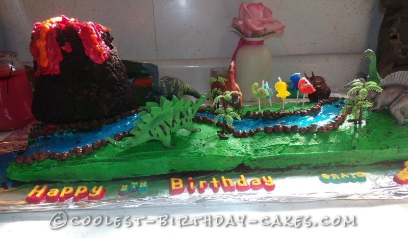 Jurassic cakes cake ideas and designs