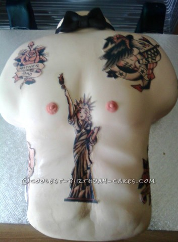 Tattoed Torso Case
