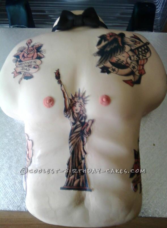 Tattoed Torso Case