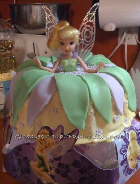 Fun Fairy Cake For A First Birthday!