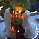 Coolest Yoda Cake Ever