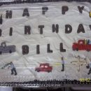Wild Bill Adventures 60th Birthday Cake