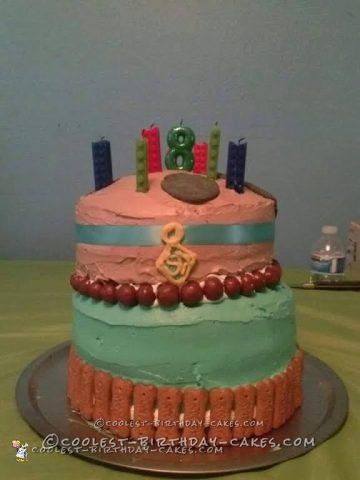 Cool Scooby Doo Birthday Cake