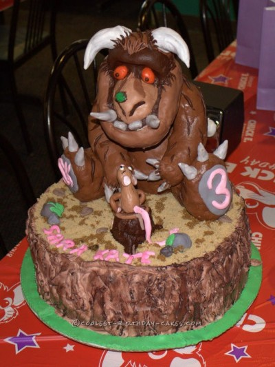 No Such Thing As A Gruffalo Cake