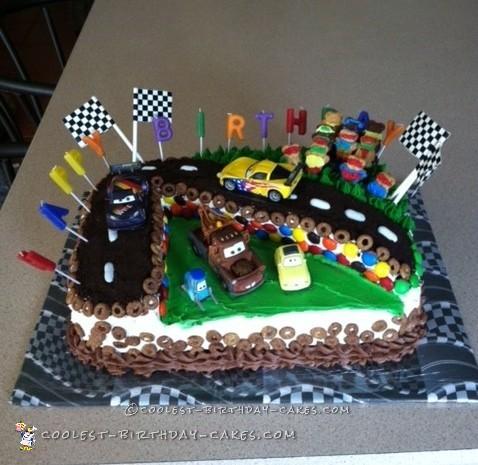 Car Engine Birthday Cake Image Inspiration of Cake and Birthday
