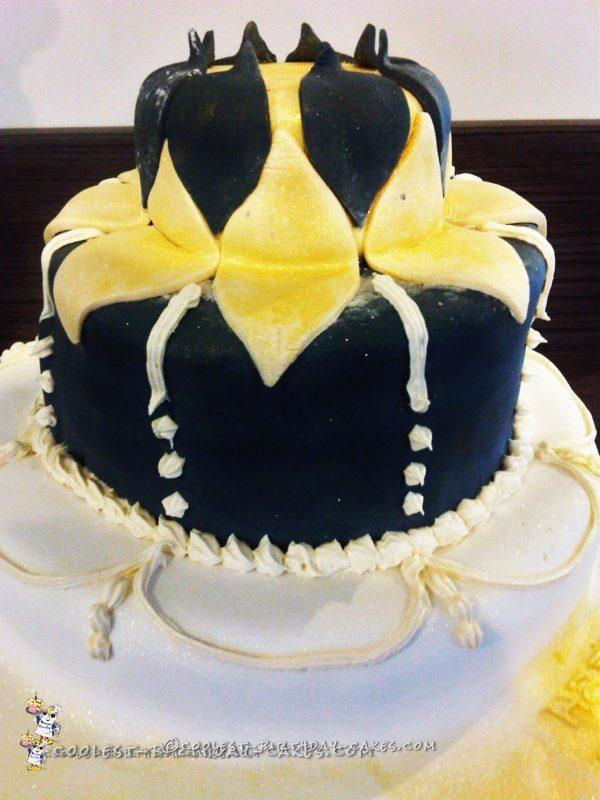 3 Tiered Birthday Cake