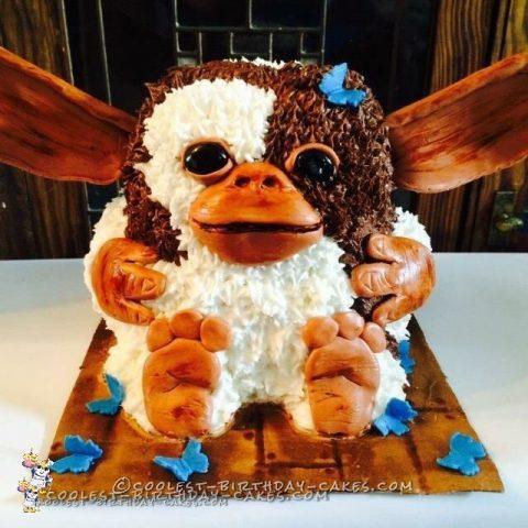 Coolest 3D Gizmo Gremlin Cake