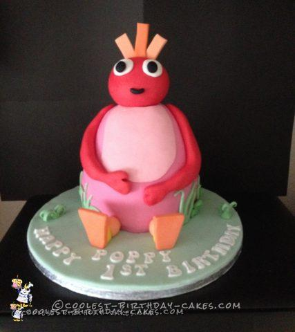 Coolest Twirlywoos Cake