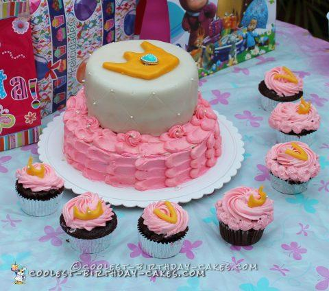 Valentina's First Birthday Cake
