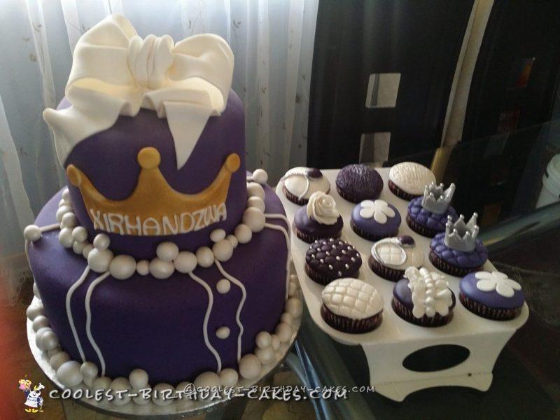 Awesome Princess Xirhandzwa Cake