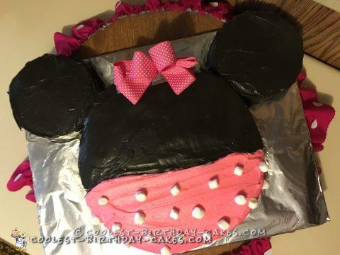 Sensational 12 Coolest Minnie Mouse Cake Ideas Coolest Birthday Cakes Funny Birthday Cards Online Barepcheapnameinfo