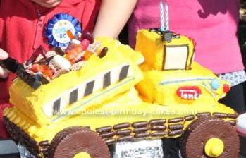 Amazing Collest Tonka Truck Cake Funny Birthday Cards Online Necthendildamsfinfo