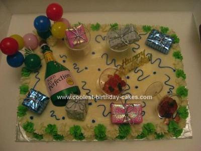Fantastic Coolest 40Th Birthday Party Cake Funny Birthday Cards Online Aeocydamsfinfo